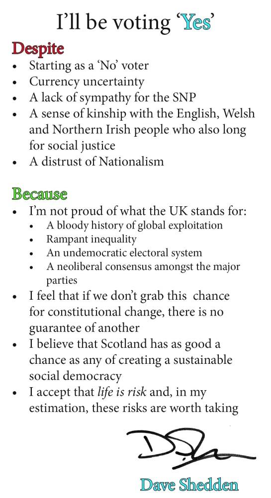 My voting logic, in a nutshell.